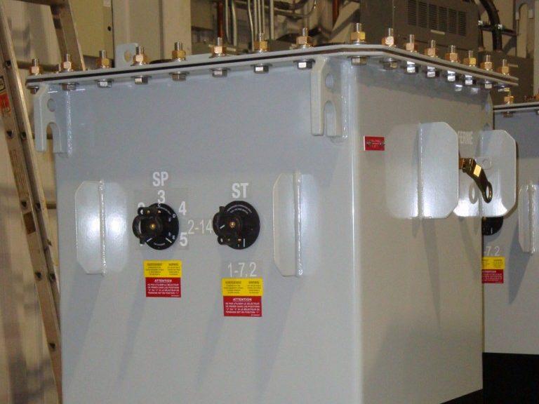 Submersive Transformer